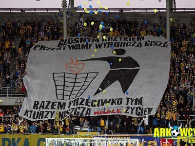 Arka Gdynia - Zawisza Bydgoszcz