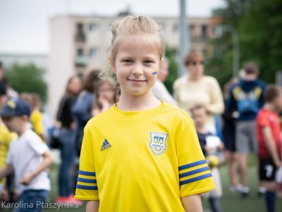 Żółto-niebieski Dzień Dziecka 2019